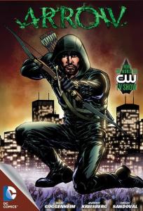 Arrow_Comics_Cover_Num_1
